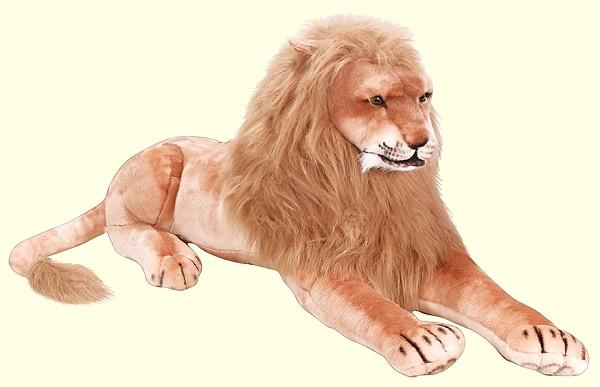 Stuffed-Lion