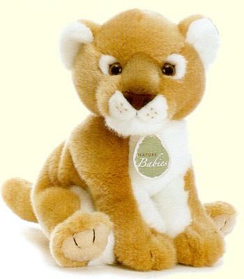 Stuffed-Lion-Cub