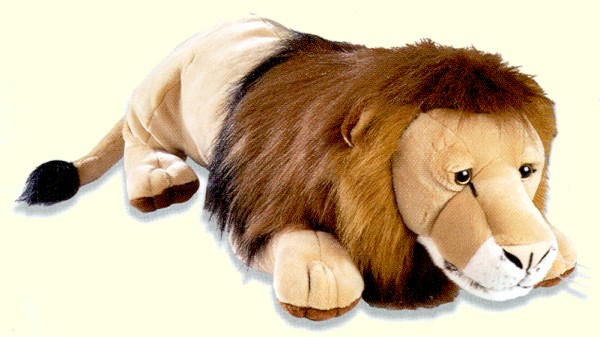 Wild Republic Cuddlekins Stuffed Plush Lion
