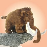 Fiesta Plush Woolly Mammoth