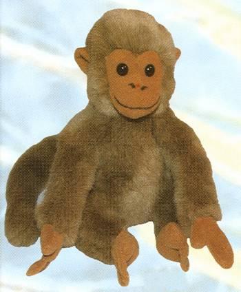 Stuffed Plush Monkey