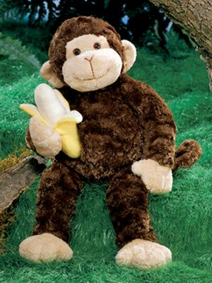 stuffed toys - Stuffed Mambo Monkey - Monkeys