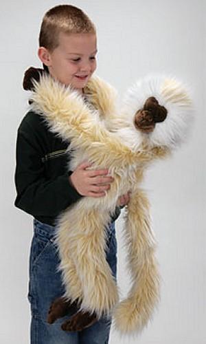 Stuffed Plush Spider Monkey From Stuffed Ark