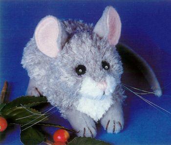 Stuffed Mouse
