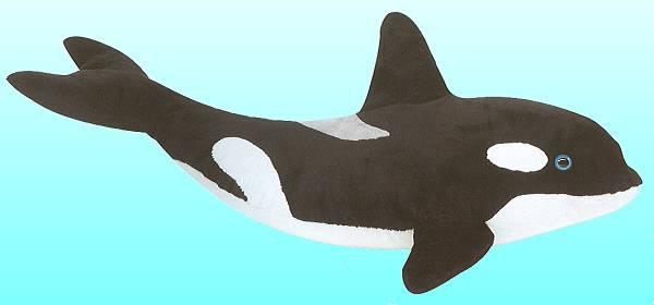 Stuffed Whale - Whale Sea Creatures