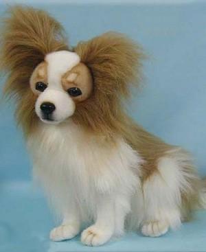 stuffed toys - Stuffed Papillion - Dogs