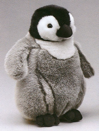 Stuffed Penguin Chick