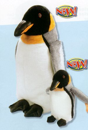 Stuffed King Penguin
