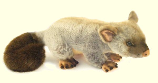 Bocchetta Zack Plush Ringtail Possum Stuffed Animal