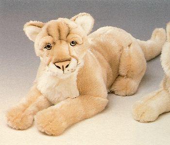 Stuffed Puma Or Mountain Lion From Stuffed Ark