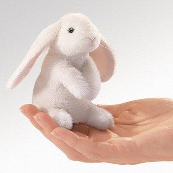 Stuffed Lop Ear Bunny