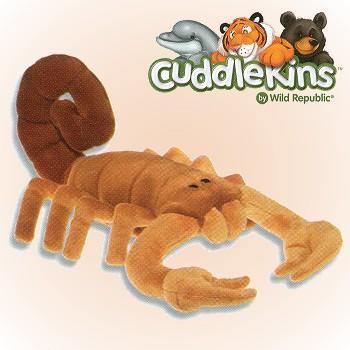 stuffed toys - Stuffed Republic Scorpion - Bugs