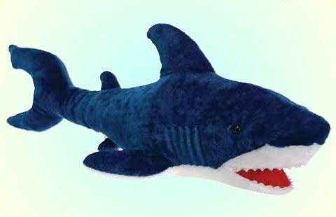 Image Gallery Stuffed Shark