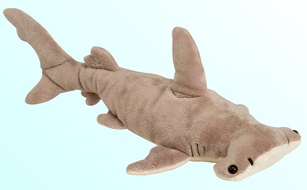 Stuffed Shark