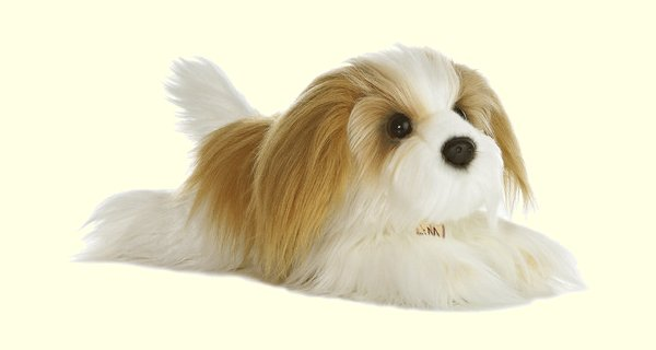 Shih Tzu Stuffed Animal