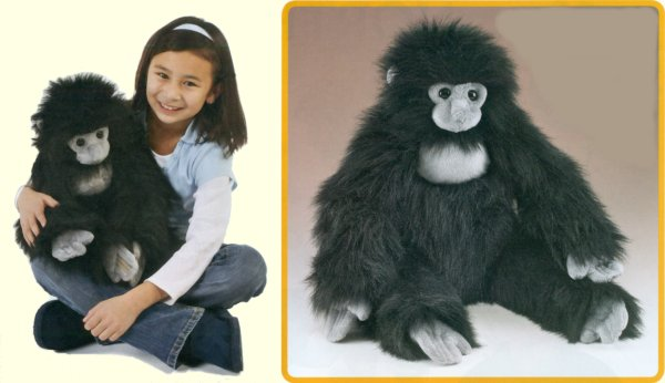 stuffed toys - Stuffed Siamang - Monkeys