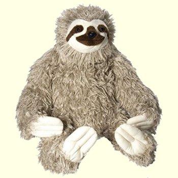 stuffed toys - Stuffed Sloth - Zoo Animals
