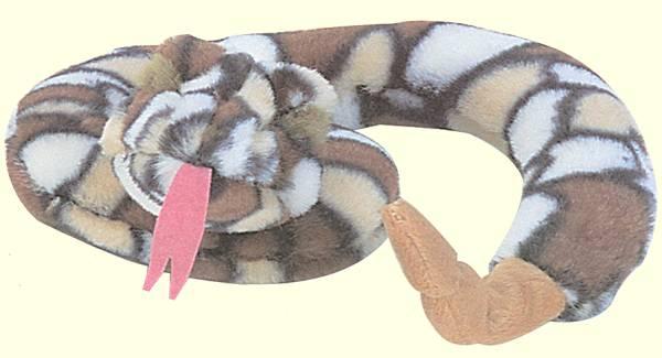 Stuffed-Rattlesnake