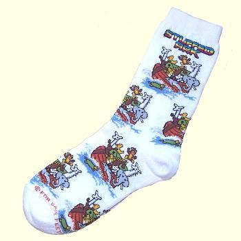 Noah's Ark Socks - Noah's Ark Socks Socks