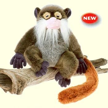 stuffed toys - Stuffed Tamarin - Monkeys