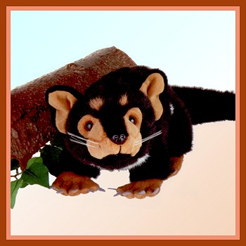 Stuffed Plush Tasmanian Devil