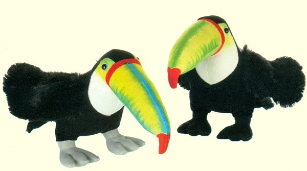 Stuffed Toucan