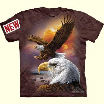 stuffed toys - Eagle T-Shirt - Birds