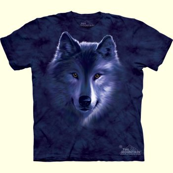 Wolf T-Shirt from The Mountain