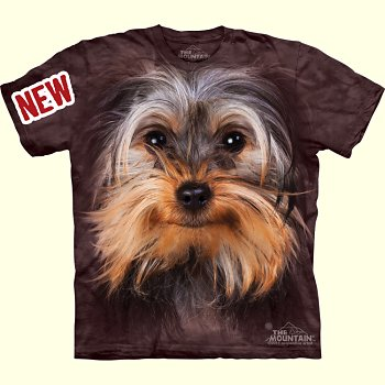 stuffed toys - Yorkshire Terrier T-Shirt - Dogs