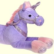 Fiesta Fancy Plush Unicorns