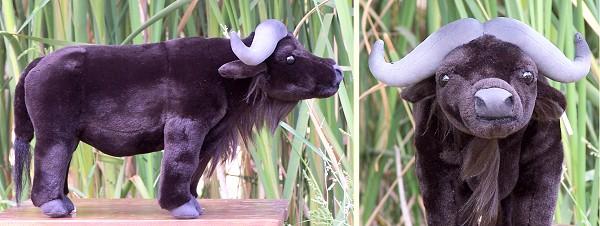 Plush Water Buffalo Stuffed Animal