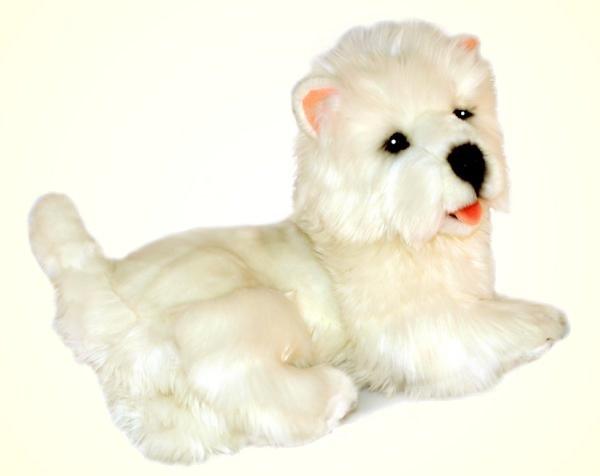 stuffed toys - Stuffed Westie - Dogs