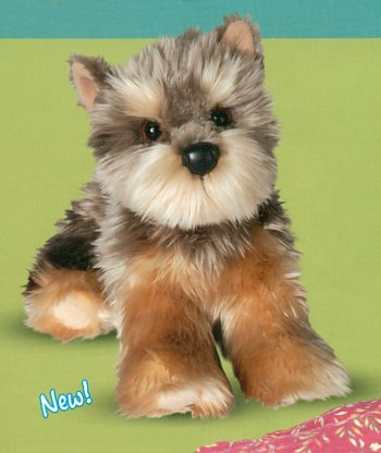 yorkiedg2 Stuffed Yorkshire Terrier