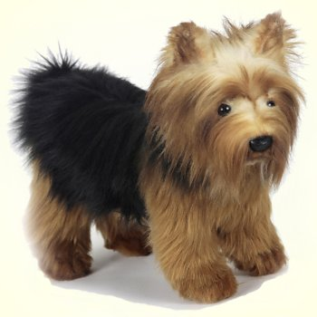 stuffed toys - Stuffed Yorkshire Terrier - Dogs